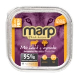 Marp Mix Lamb+Vegetable 100g