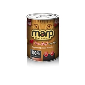 Marp Pure Beef CAT Can Food multipack 6x400g
