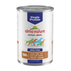 Almo Nature 100% Single Protein - Telecí 400g